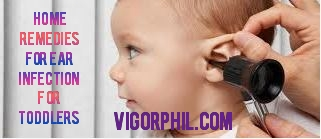 home remedies for ear infection for toddlers